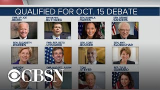 Fourth Democratic debate takes place in Ohio tonight