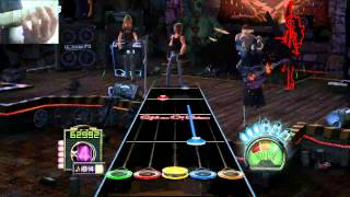 Children of bodom Don't Stop at the top (guitar hero)