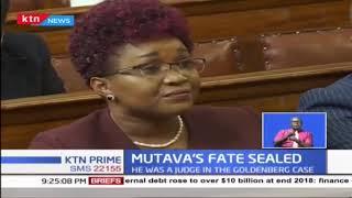 Supreme of Kenya Judges find Judge Mutava unfit to serve