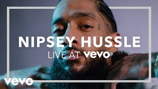Nipsey Hussle   Victory Lap Ft. Stacy Barthe (Live At Vevo)