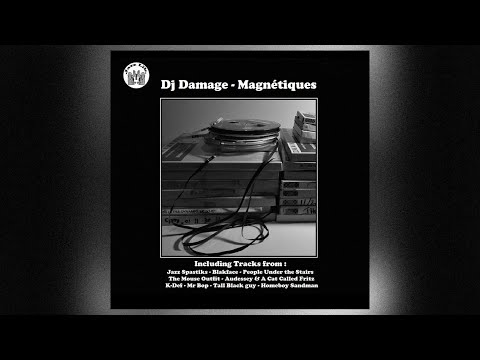 "DJ Damage of Jazz Liberatorz – ""Magntiques"" (Guest Mix)"