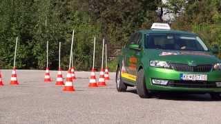 autoškola KUŽELKA - autocvičisko :)