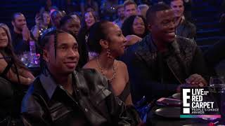 Nicki Minaj Shoots at Michael B. Jordan?    E! People's Choice Awards    STeeLE TV