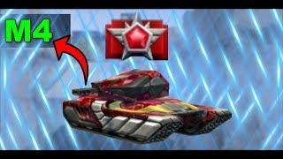 Tanki Online - M4 Viking XT - M4 Fire Gameplay | Танки Онлайн