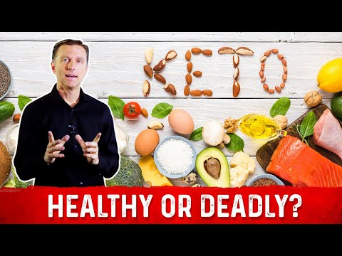 Video Ketosis - Healthy or Deadly?