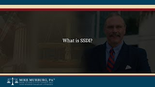 Video thumbnail: What is SSDI?