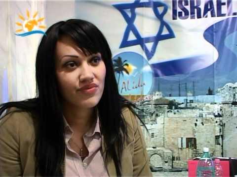 Interviu Nzounza Alida – Alida Holiday, Târg Holiday Market, 17-21 martie, Bucureşti – VIDEO