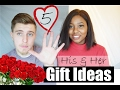Valentine's Day ON A BUDGET - 5 LAST MINUTE His and Her Gift Ideas