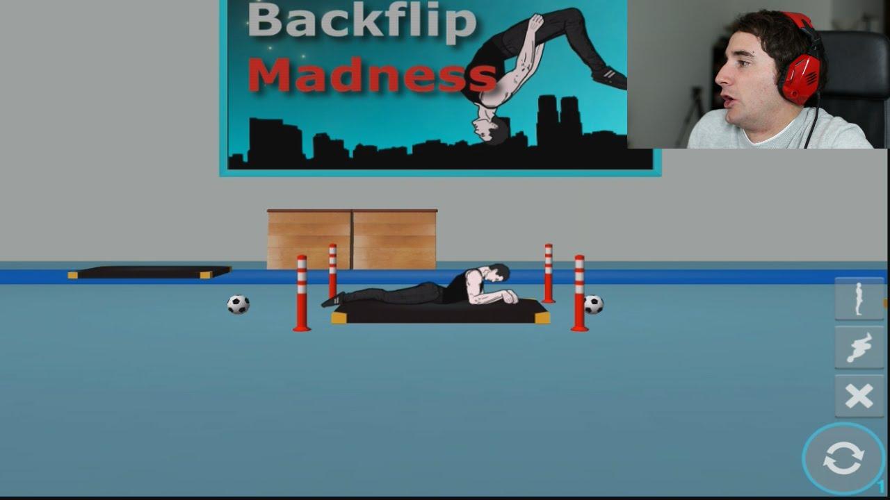 BACKFLIP MADNESS!! – [LuzuGames]