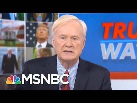 Matthews: Today Was A Day Of History | Hardball | MSNBC