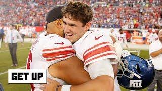 NFL Week 3: Daniel Jones' debut, Mahomes vs. Jackson, Saints without Drew Brees | Get Up