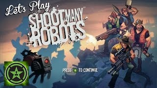 Let's Play - Shoot Many Robots