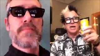 Neverending Summer Tour: Chat with P-Nut (311) and Noodles (The Offspring)