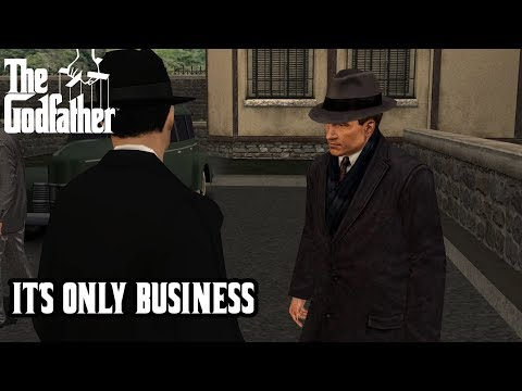 The Godfather (PC) - Mission #16 - It's Only Business