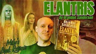 Elantris By Brandon Sanderson Book Review (The Cosmere)