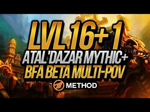 BFA Mythic+ TANK Rankings I Battle for Azeroth - Naowh