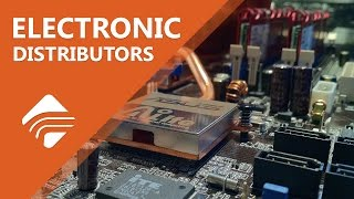 Solutions for Electronic Distributors