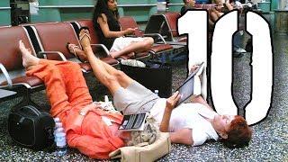 10 faktów, które pomogą ci przetrwać na lotnisku [TOPOWA DYCHA]