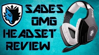 Sades A60s Omg Headset Review And Mic Test