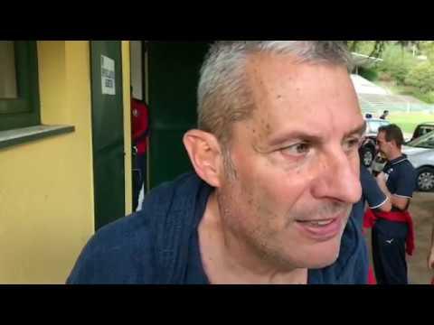 """Preview video Maneschi analizza la sfida con il GhiviBorgo: """"Ai punti avremmo meritato di vincere´´"""