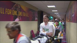 Celtics Fans Devastated In Wake Of Hayward Injury