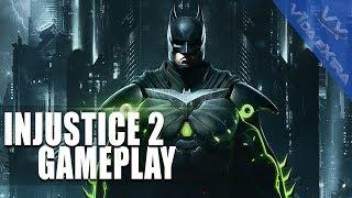 Injustice 2 - Dos horas y media de gameplay