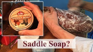 Saddle Soap: Why? What's In It?