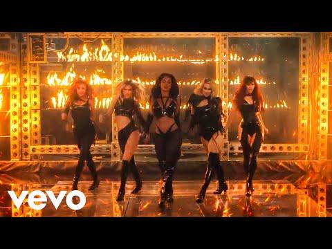 The Pussycat Dolls - React (Dolls Vocals + Break Dance Scene)