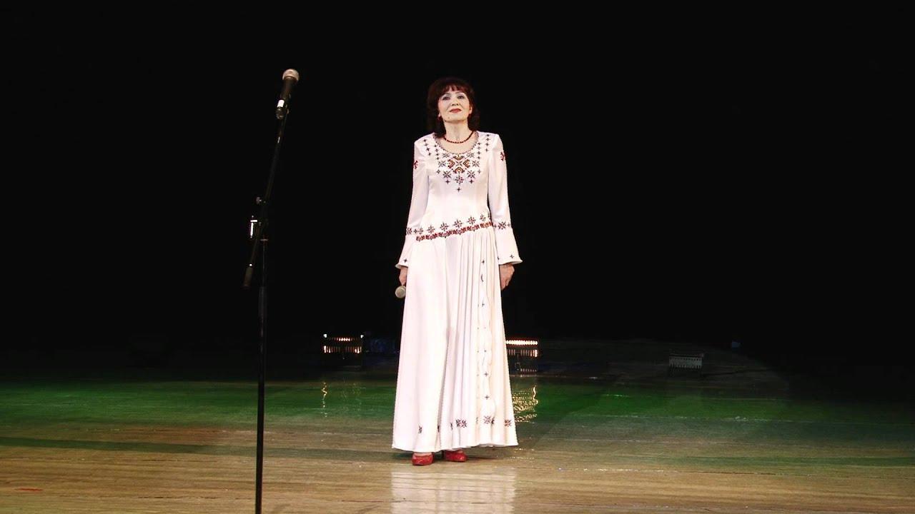 Альбина Пăрчăкан — Юрату сукмакĕ [12.11.2011]