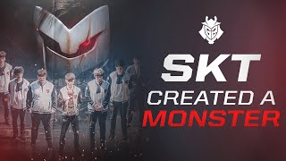 SKT Created A Monster | G2 vs FPX Worlds Finals Hype Video