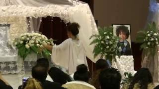 A Mother's Farewell Hula to Her Son - Kiss You in the Morning