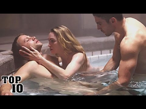 Top 10 Sexiest & Wildest Scenes In Movies – Part 3