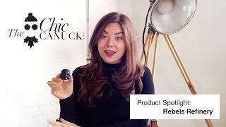 My Rebels Refinery Lip Balm Review | The Chic Canuck