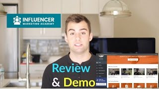 Influencer Marketing Academy Review Demo - #1 eCommerce Sales Pump Up Course