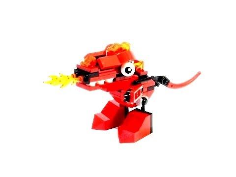Vidéo LEGO Mixels 41530 : Meltus