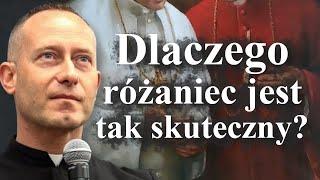 Ks. Dominik Chmielewski: Dlaczego różaniec jest tak skuteczny?