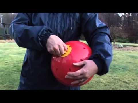 Come si usa Snak-a-Ball?