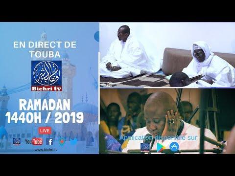 En Direct | Prestation Kourel Hizbut Tarqiyyah Residence Cheikhoul Khadim | Ihyâhu Ramadan 18e jour