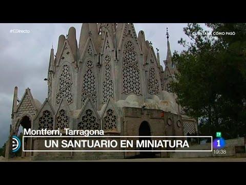 Una pequeña Sagrada Familia en Montferri | Rincones de España | España Directo