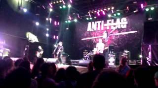 Anti-Flag - Hymn For The Dead - Budapest Park Concert - 2015.07.19.
