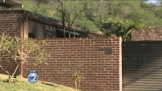 Alex OLoughlins Home Damaged In Fire