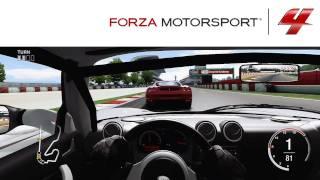 Forza 4 1080p Tesla Roadster Sport BEV TUNED Expert