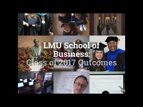 School of Business Outcomes