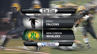 Full replay: Fitch at New London football