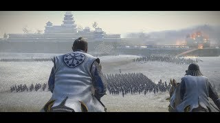 Battle of Shiroyama 1877 ( 城山の戦い )  Satsuma Rebellion | Total War Shogun 2 Historical Epic Battle
