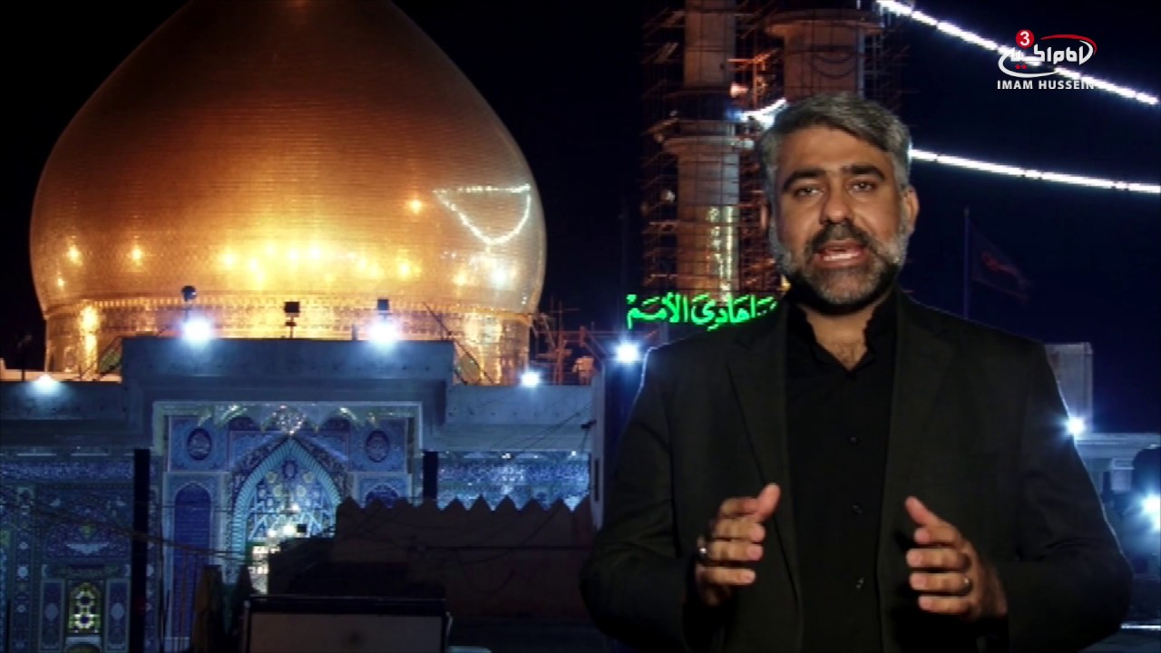 Exclusive report from the holy shrine of Imam Hassan Al-Askari