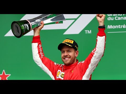 GP às 10: Demonstração de força da Ferrari é destaque no Canadá