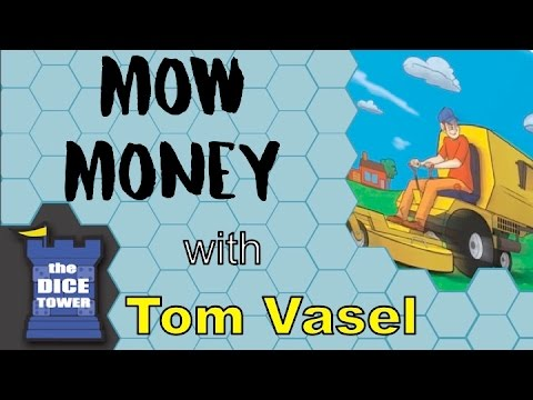 Dice Tower Reviews: Mow Money