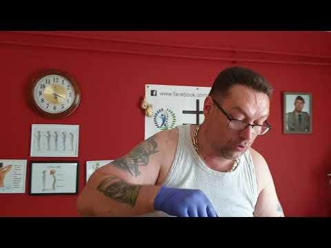Gyakorlatok a vállízület fájdalmának kiküszöbölésére