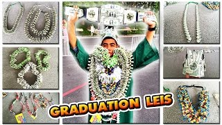 2019 ULTIMATE GRADUATION MONEY LEIS!! | Candy Lei | Money Crown | BELT